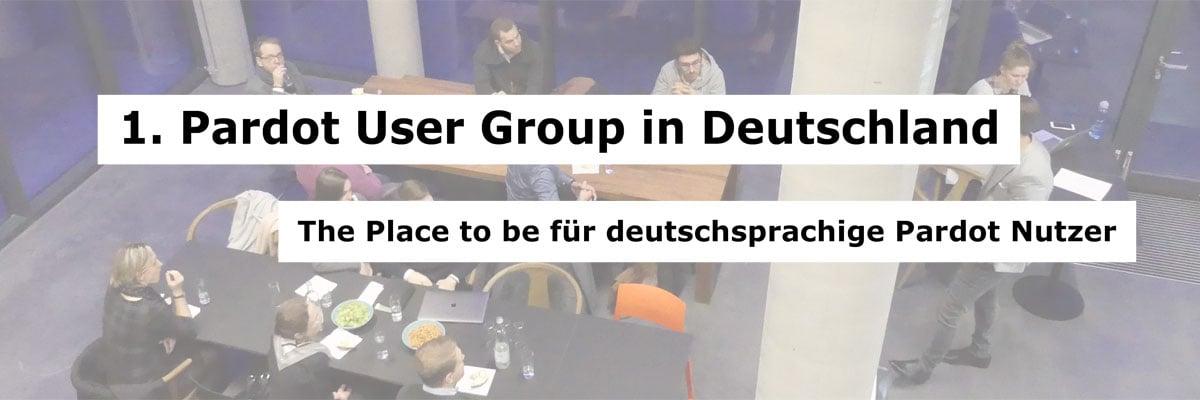 Erste Pardot User Group in Deutschland